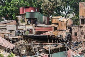 Nguy cơ tiềm ẩn cháy, nổ tại khu dân cư, hộ gia đình
