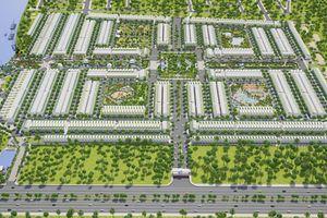 Long An: Xây dựng hạ tầng không phép, chủ đầu tư dự án Sai Gon Village bị phạt 40 triệu đồng