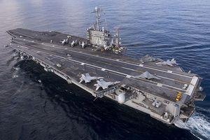 Mỹ lên kế hoạch tập trận lớn một tuần trên Biển Đông đe Trung Quốc