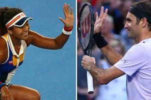 Federer chỉ ra bước ngoặt giúp Osaka 'lột xác' mạnh mẽ