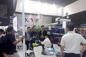 Nhiều công nghệ mới nhất ngành nhựa được giới thiệu tại VietnamPlas 2018