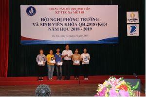 TTKD VNPT Hà Nội tặng 5 suất học bổng cho sinh viên Đại học quốc gia