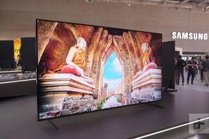 Samsung dẫn dầu tại Mỹ ở phân khúc thị trường TV cao cấp