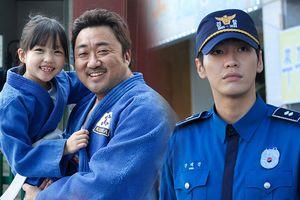 Ma Dong Seok và chàng si tình Kim Young-Kwang 'Ngày em đẹp nhất' dở khóc dở cười khi gặp 'bạn ma phiền toái'