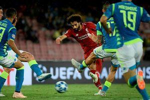 Salah tiếp tục gây thất vọng, Liverpool nhận trái đắng vào phút chót