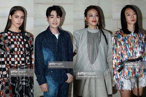 Chu Nhất Long 'đốn tim' fan - Bae Doo Na, Thư Kỳ và Yaya Urassaya khoe sắc tại 'Paris Fashion Week' ngày 9