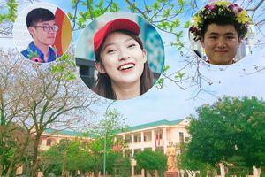 Trường Phan - Nơi sở hữu khuôn viên thơ mộng như phim Hàn và có hàng loạt nhân tài lừng danh thế hệ mới