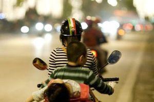 Gần 2.000 trẻ chết vì tai nạn giao thông, một phần do lỗi này của người lớn