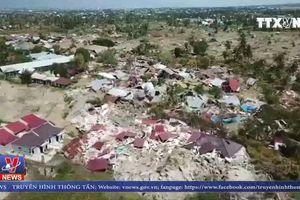 Indonesia tăng cường bảo đảm an ninh trật tự tại Palu