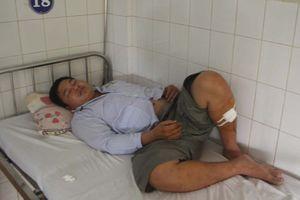 Gia Lai: Khởi tố vụ án chém trọng thương 4 công an