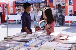 Khai mạc Hội sách Hà Nội với chủ đề: 'Sách và công nghệ số'