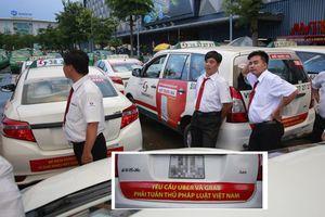 Bị 'làm ngơ', Hiệp hội taxi 3 miền đâm đơn khiếu nại Bộ Giao thông vận tải