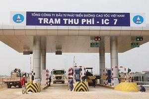 9 tháng, VEC đón hơn 30 triệu lượt xe lưu thông qua các tuyến cao tốc