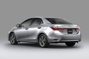 Toyota Corolla Altis 2018 'chốt' giá khởi điểm 697 triệu đồng