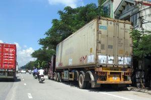 Hải Phòng hạ nhiệt ùn tắc đường 356 đi cảng Đình Vũ