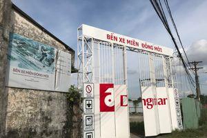 Doanh nghiệp Nhật bản đề xuất góp vốn xây dựng Bến xe miền Đông mới