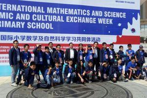 Thí sinh Hà Nội thắng lợi lớn tại Cuộc thi IMSO 2018