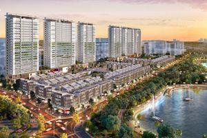 Khai Sơn City - Thành phố hiện đại của tương lai