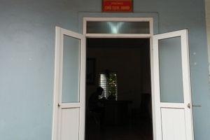 Nghệ An: Đuổi đánh người tận phòng chủ tịch UBND xã