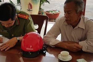 Công an huyện Long Hồ tìm người đánh rơi cọc tiền 10 triệu đồng