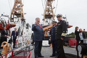 Cận cảnh 2 tàu Mỹ chuyển giao cho Ukraine bị Nga chê là 'đồ cổ'