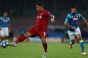 Kết quả Champions League 2018/2019 ngày 4/10: Liverpool thua Napoli