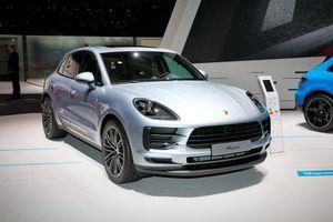Porsche Macan ra mắt châu Âu với động cơ 242 mã lực