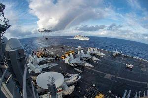 Mỹ muốn phô diễn thêm sức mạnh quân sự khiến Trung Quốc dè chừng