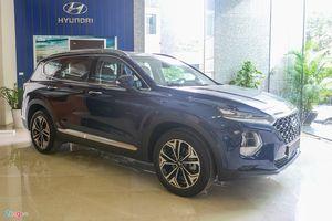 Lộ thông số kỹ thuật Hyundai SantaFe 2019 sắp được bán tại Việt Nam