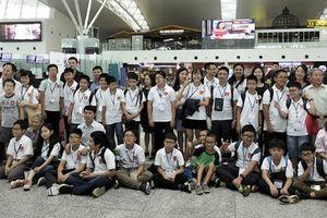 Học sinh Việt giành thành tích tốt nhất từ trước tới nay ở cuộc thi Olympic Toán và Khoa học quốc tế 2018