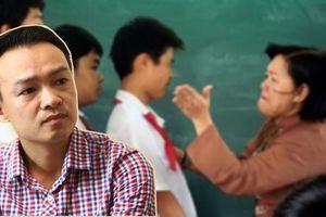 Dự thảo giáo viên đánh học sinh bị phạt 30 triệu đồng: Đẩy giáo viên vào nỗi sợ hãi mới