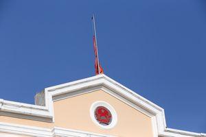 Đà Nẵng treo cờ rủ, ngừng các hoạt động vui chơi, giải trí trong hai ngày Quốc tang nguyên Tổng Bí thư Đỗ Mười
