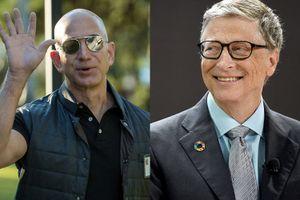 Nhân vật nào vượt qua tỷ phú Bill Gates, trở thành người giàu nhất nước Mỹ?