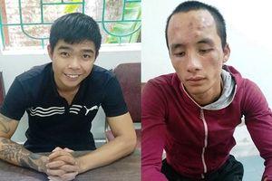 Kiên quyết bắt giữ hai 'cẩu tặc' liều lĩnh dùng dao tấn công cảnh sát