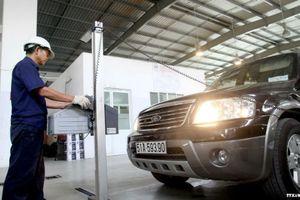 Đơn giản hóa thủ tục và rút ngắn thời gian đăng kiểm xe cơ giới