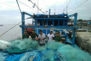 Tìm thấy tàu cá ngư dân bị kẻ gian đánh cắp