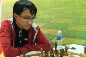 Trường Sơn giành HCV tại giải cờ vua đồng đội thế giới 2018