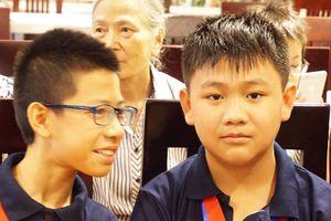Hà Nội đón 23 học sinh đoạt huy chương Olympic Toán, Khoa học quốc tế