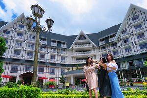 Điểm nghỉ dưỡng mới lạ cho giới trẻ tại Đà Lạt