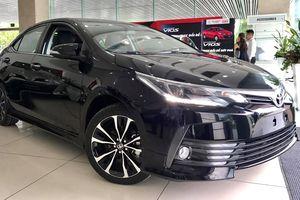 Toyota tăng giá Corolla Altis tại Việt Nam, cao nhất 38 triệu đồng