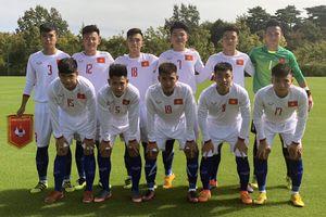 U17 Việt Nam nhận thất bại trước U17 Myanmar