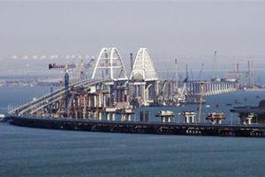 Cây cầu nối liền Nga - bán đảo Crimea gặp sự cố