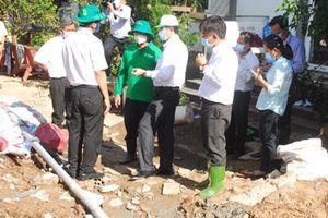 Tiền Giang trả lời về xử lý ô nhiễm do cháy kho vật tư nông nghiệp