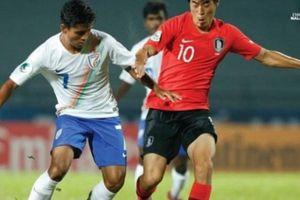 SỐC: U16 Tajikistan 'viết cổ tích' như U23 Việt Nam tại giải châu Á