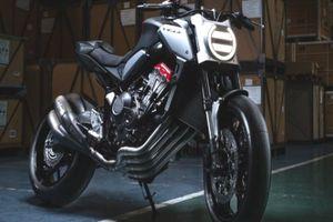2019 Honda CB650R Neo Sports Cafe chính thức lộ diện