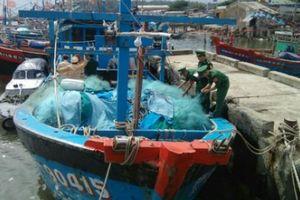 Quảng Ngãi: Truy tìm thủ phạm trộm tàu cá để lấy ngư lưới cụ