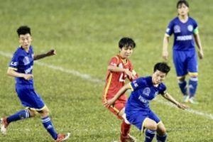 Hà Nội giành chức vô địch lượt về