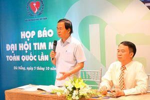 Ngày mai (6-10) khai mạc Đại hội tim mạch toàn quốc lần thứ 16 tại TP Đà Nẵng
