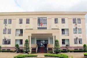 Miễn nhiệm chức vụ một giám đốc sở ở Đắk Nông