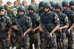 Thổ Nhĩ Kỳ: 4 binh sỹ thương vong do xe bọc thép vướng mìn